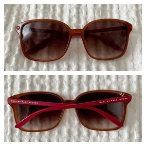 Marc Jacobs | Pink/Brown Sunglasses